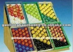 Soft PP Fruit Shape Tray