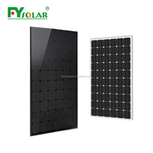 for solar power station monocrystal solar cell 300W solar panel
