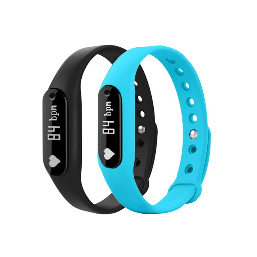 Small size bluetooth smart bracelet heart rate monitor wrist band call reminder step counter fitness band