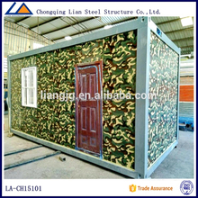 Construction Site / Camp Container / Labor Camp Container House