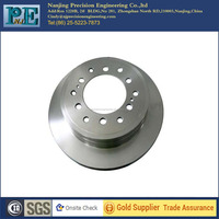 High precision machining ss304 engine cover,automobile engine parts