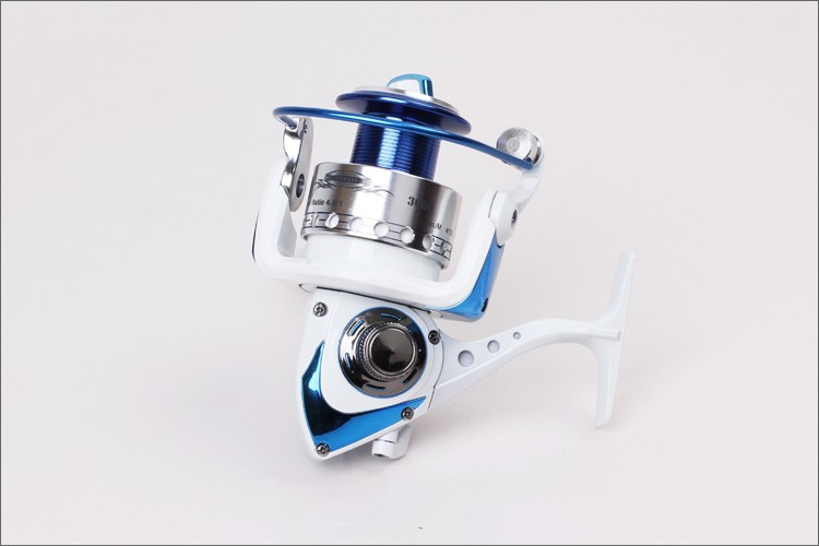 2015 ILURE Durable Fishing Spinning Reel with Smooth Rotation Made in Japan