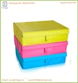 Foldable Drawer Divider Underwear Socks Ties Bra Drawer Organizer Storage Box Storage Box