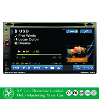 6.95 Inch GPS navigation Universal Car DVD Stereo audio radio Auto china car dvd player XY-D5695
