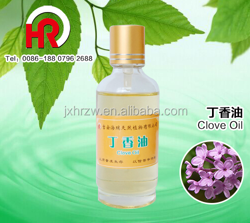 Certificated organic clove bud oil for gum pain
