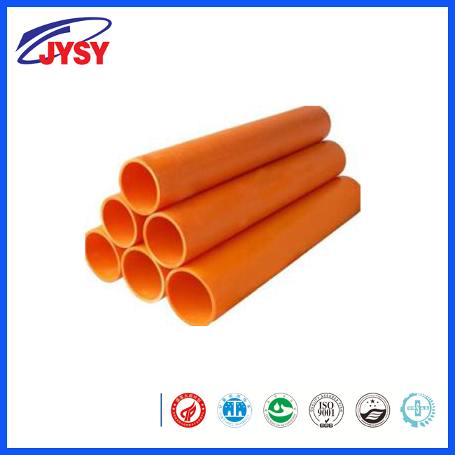 High Quality competitive price MPP cable protection Pipe for electric trenchless power pipe