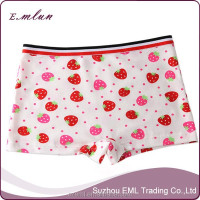 Fruit pictures lovely boxers briefs for girls