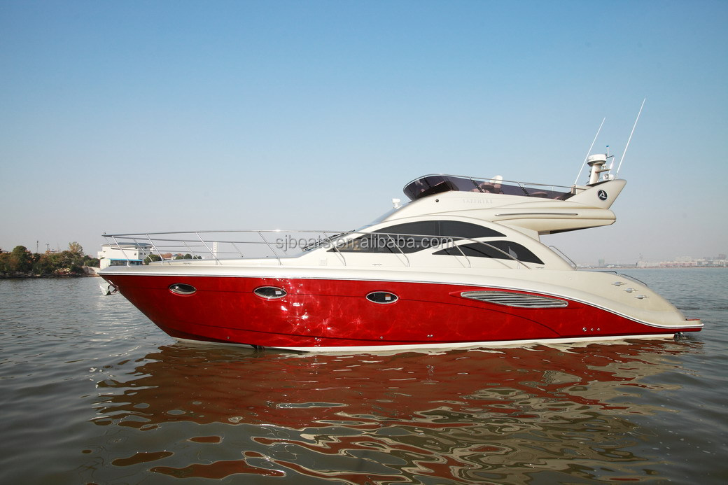Flybridge 45ft sport Motor Yacht