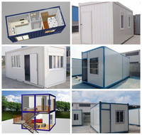 shipping container home for shop and home