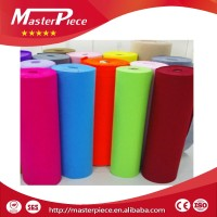 Needle punched Polyester Nonwoven Rolls/ sheets felt fabric