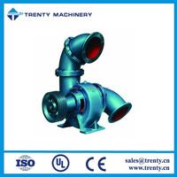 650HW-5 590 rpm mixed flow pump horizontal for irrigation
