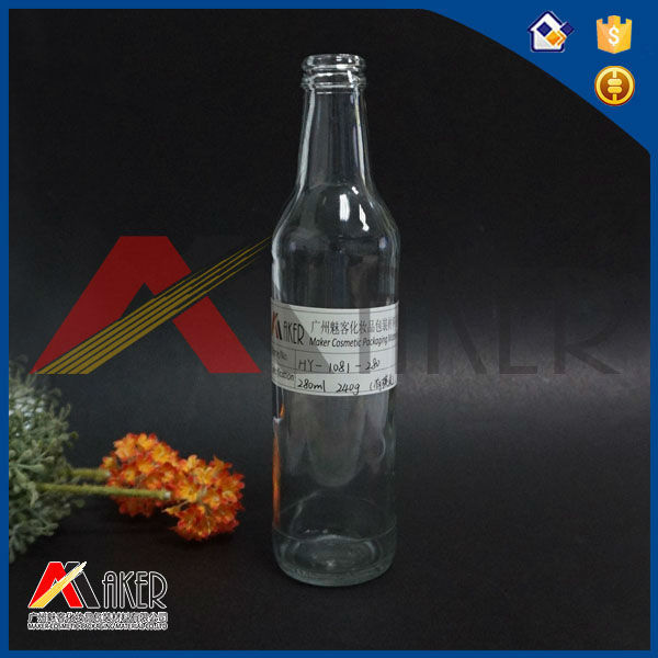 High quality factory price glass beer bottle,fancy beer bottles
