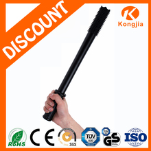 Lastest 3W Aluminum Led Emergency Lighting Baton 2013 Police Flashlight with Spike Design