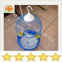 High quality pvc coated steel wire bird cage