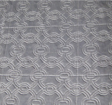 3D printing contracted comfortable flannel fabrics