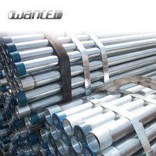 code hot dip galvanized seamless steel pipe tube 35 price list for greenhouse