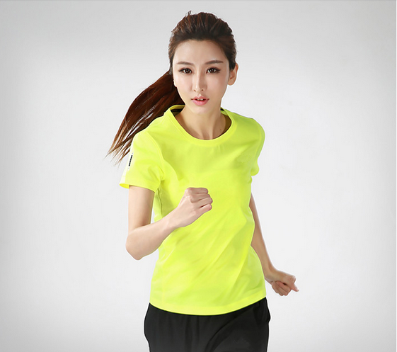 Plain Women Fitted Blank T-Shirts Comfort Colors 100 Polyester Wholesale Blank T-Shirts