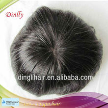 Hot sale! high quality new style 100% human hair toupees