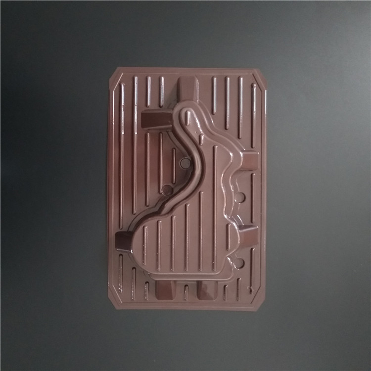 Customized LOGO Printed retail gift plastic Chocolate Box Packaging wholesale