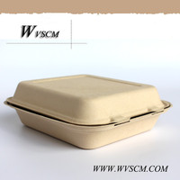 compostable disposable personalized food containers