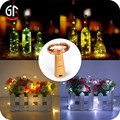 2017 Event & Party Supplies Type and Christmas Occasion LED Bottle String Light Cork light