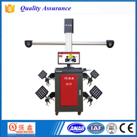 Factory Selling Wholesale&Retail 3D Wheel Alignment Machine Price