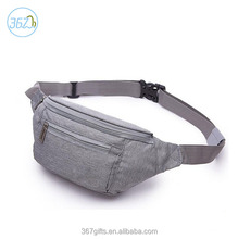 Wholesale leisure sports waist bag for men and women