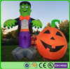 2015 newest design inflatbale pumpkin cheap halloween decorations