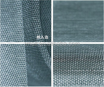 No Smell Reliable 18*16 115g Invisible Fiberglass screen mesh insect screen