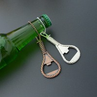 2017 New Rope Beer Bottle Opener