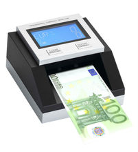 EC350 Professional bill counter LAK, XOF, INR ,BNG , EUR USD Fake Note Discriminator currency detector Kuwaiti Dinar, US Dollar,
