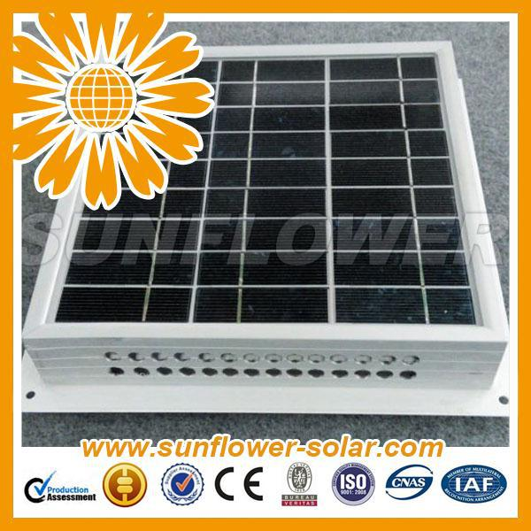 Professional oem round roof solar attic exhaust fan with CE certificate