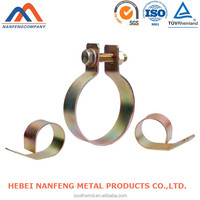 Wire Mounting Clips Factory Produce Custom Spring Steel Wire Mounting Clips