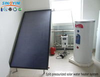 Sinoyin solares, High quality solar boilers water heating system manufacture