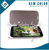 Free Shipping 3200mah Power Case For Samsung Galaxy S4 i9500 External Battery Case with leather case Wholesales