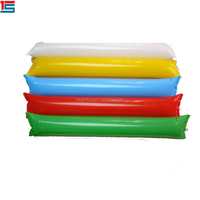 Wholesale Custom Printed Cheap PE Inflatable Cheering Clap Sticks