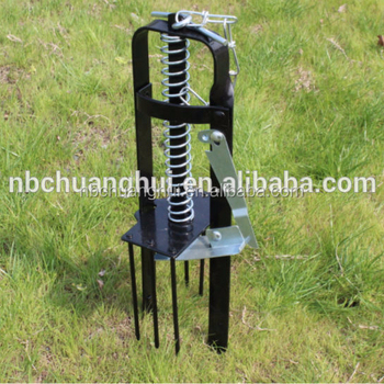 Plunger Mole Trap gopher trap Mole Trap For Sale