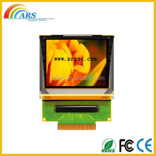1.45inch transparent oled screen with flexible oled and full color