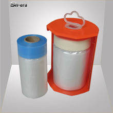 China supplier wholesale environmental Masking tape backing washy paper used for normal masking free sample