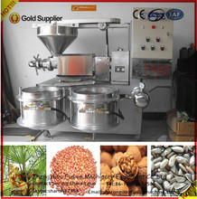 PROFESSIONAL TOP QUALITY home grape seed oil press machine/hemp seed oil press/corn oil machine