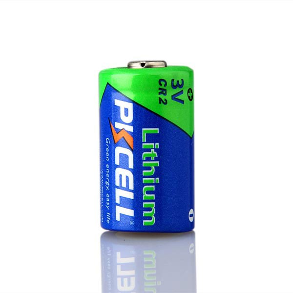 Cheap price good quality 3v cr2 lithium battery camera battery