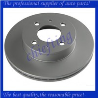 MDC1570 D1532 203409 5171225060 5171225061 51712-25060 51712-25061 high quality HYUNDAI ACCENT brake disc rotors