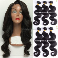 Top selling body wave any color available cheap human hair wigs for black women