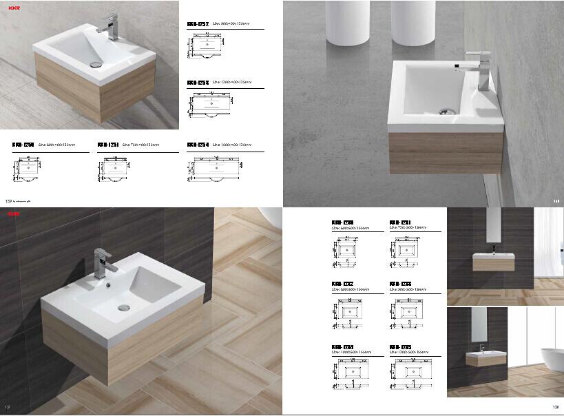 Stone Cylinder Pedestal Sink Basin Stand - Buy Pedestal Sink ...