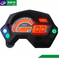 For Yamaha Fz16 Motor Bike Digital Speed Scooter Speedometer Meter Motorcycle Speedometer
