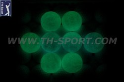 Fashionable unique led golf balls with your own logo