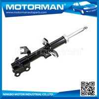 MOTORMAN SGS Certification high performance oem shock absorber 54302-ED50B KYB333390 for NISSAN teana
