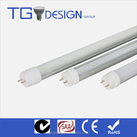 High effiency building lamp 120/lm/w 1500mm LED t8 tube light rotatable end