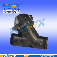 Normally Open (Standard) Spring Assist Closed Limit Stop Flow Control's Diaphragm Valve