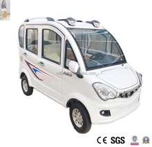 Hot sell 2 Seats Adult Battery Autos Electric Iso solar powered Electric Car